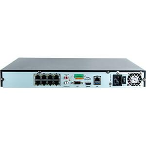 Netzwerk-Videorekorder 8-Kanal INKOVIDEO NVR-4K-8P