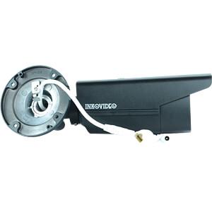 Überwachungskamera, IP, LAN, außen, PoE INKOVIDEO V-110-8MB