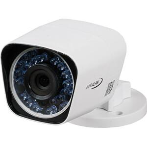 Überwachungskamera, IP, LAN, WLAN, außen, PoE INFRALAN ILK-2OBFW
