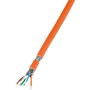 INFRALAN®Cat.7 Twin-Verlegekabel S/FTP,25 m EFB-ELEKTRONIK 99980DX.25
