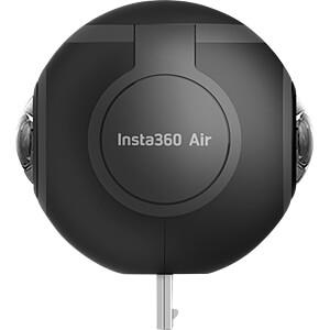 Action Cam, 3k, 360°, microUSB, Insta360 Air INSTA360 471505