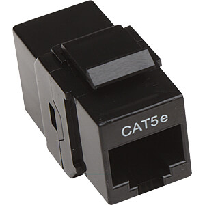 Cat.5e Inline Kupplung, Typ Keystone, UTP INTELLINET 504775