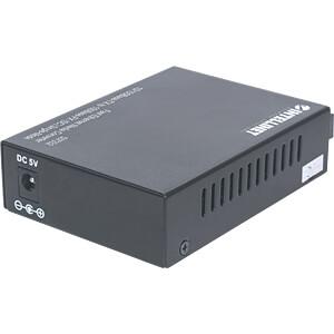 Medienkonverter, Fast Ethernet, SC, Singlemode INTELLINET 507332