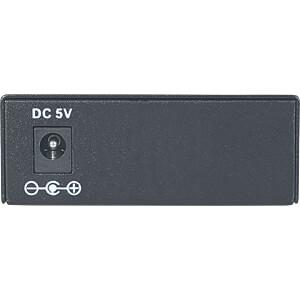 Medienkonverter, Gigabit Ethernet, SC, Singlemode INTELLINET 507349