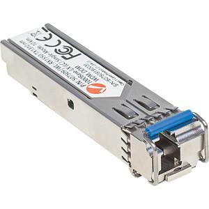 Mini GBIC, 1000BaseLX, Singlemode INTELLINET 507509