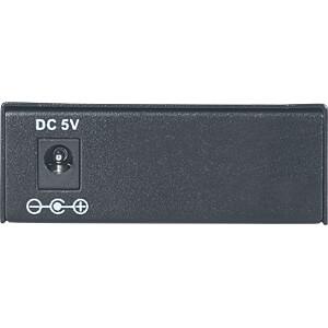 Medienkonverter, Fast Ethernet, SC, Singlemode INTELLINET 510547