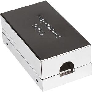 Cat6 Verbindungsbox, FTP, Silber INTELLINET 512381