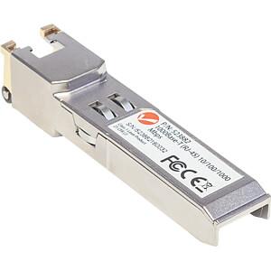 Mini GBIC, 1000BaseT INTELLINET 523882