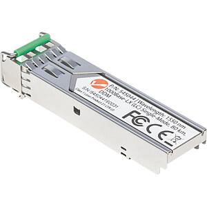 Mini GBIC, 1000BaseZX, Singlemode INTELLINET 545044