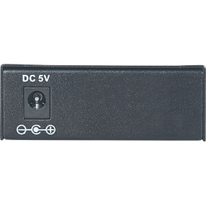Medienkonverter, Gigabit Ethernet, SC, Singlemode INTELLINET 545075