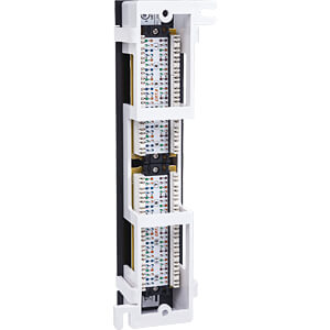 Patchpanel, 10, 12-Port, Cat6, 1 HE INTELLINET 560269