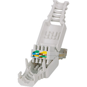 RJ45-Modularstecker INTELLINET 790482