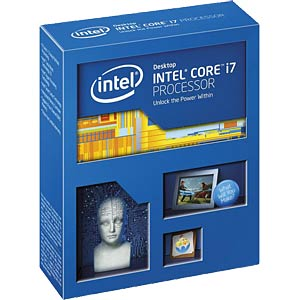 Intel Core i7-5930K, 6x 3.50GHz, boxed, 2011-3 INTEL BX80648I75930K