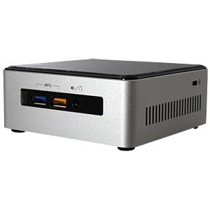 Mini-PC Intel® NUC-Kit NUC5i5RYH INTEL BOXNUC5I5RYH