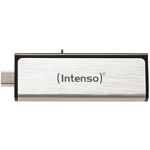 USB 2.0 stick 16 GB Mobile Line with micro-USB INTENSO 3523470