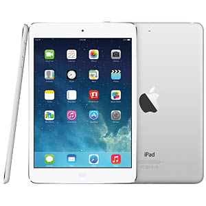 iPad mini 2 with Wi-Fi + Cellular 32GB Silver APPLE ME824FD/A