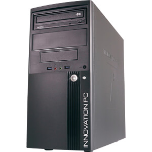 PC-Komplettsystem. Intel i7-7700, SSD INNOVATION PC A142212