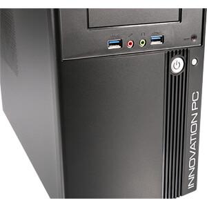 PC-Komplettsystem, Intel i3-7100, SSD INNOVATION PC A621214