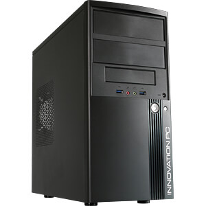 PC-Komplettsystem, Intel Pentium G4400, SSD INNOVATION PC A666560