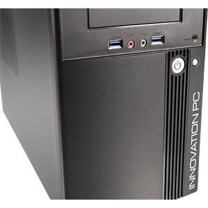 PC-Komplettsystem, Intel i3-7100 INNOVATION PC A888552