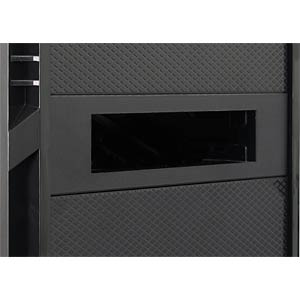 Midi-Tower SY-608 schwarz INTER-TECH 88881161