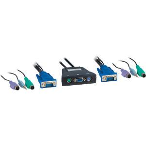 IT88887171 - 2-Port KVM Switch