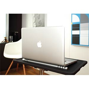 Notebook stand JUST MOBILE CB-200