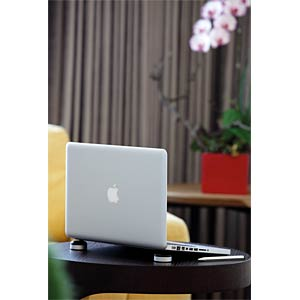 Notebook stand feet JUST MOBILE LC-200
