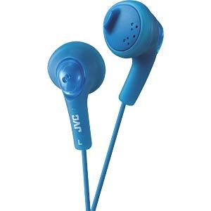 JVC HA-F160-A - Gummierter In-Ear Kopfhörer