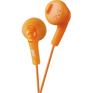 JVC HA-F160-D - Gummierter In-Ear Kopfhörer