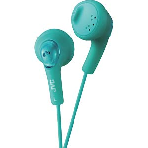 JVC HA-F160-G - Gummierter In-Ear Kopfhörer