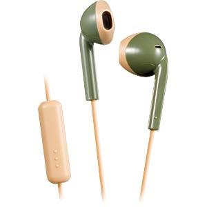 JVC HA-F19M-GC - Retro Earbuds
