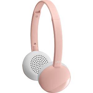 JVC HA-S22W-P - Bluetooth® Kopfhörer