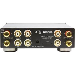 Soundkarte, extern, Kama Bay AMP 2000 REV.B SCYTHE SDAR-2100-BK