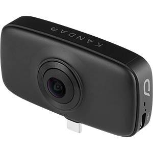 KANDAO QCAM FUN - Smartphone-Vlogging-Kamera