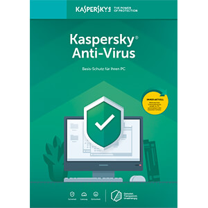 Software, Anti-Virus 2019, Upgrade KASPERSKY KL1171G5AFR-9