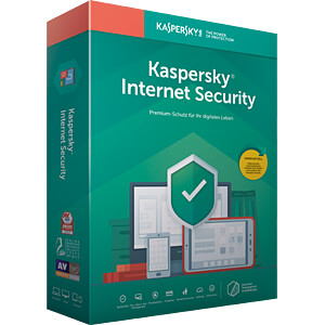 Software, Internet Security 2019, 5 Lizenzen, Upgrade KASPERSKY KL1939G5EFR-9