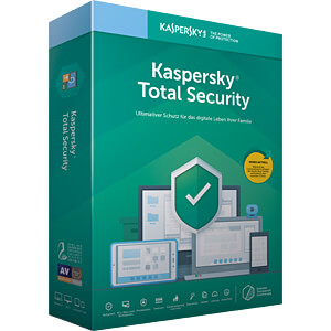 Software, Total Security 2019 KASPERSKY KL1949G5CFS-9