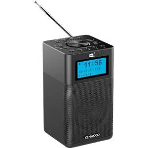 KW CR-M10DAB-B - DAB+ Radio mit Bluetooth®