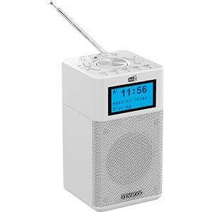 KW CR-M10DAB-W - DAB+ Radio mit Bluetooth®