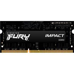 30KI0418-1011FI - 4 GB SO DDR3 1866CL11KingstonFURYImpact