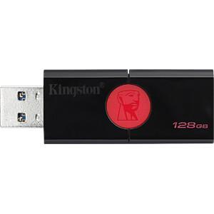 USB-stick, USB 3.0, 128 GB, DataTraveler 106 KINGSTON DT106/128GB