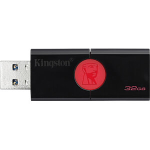 Clé USB, USB 3.0, 32 Go, DataTraveler 106 KINGSTON DT106/32GB