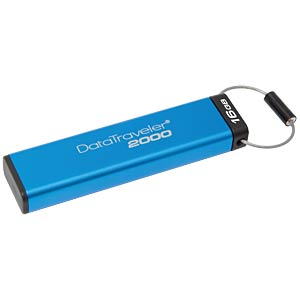 USB 3.0-Stick 16GB DataTraveller 2000 KINGSTON DT2000/16GB