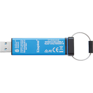 USB Stick, USB 3.0, 4 GB, DataTraveler 2000 KINGSTON DT2000/4GB
