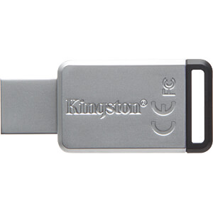 USB-Stick, USB 3.0, 128 GB, DataTraveler 50 KINGSTON DT50/128GB