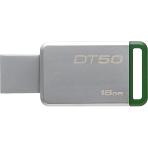 USB 3.0-Stick 16GB DataTraveler 50 KINGSTON DT50/16GB