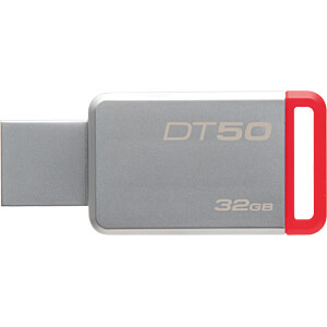 USB-Stick, USB 3.0, 32 GB, DataTraveler 50 KINGSTON DT50/32GB