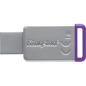 USB 3.0-Stick 8GB DataTraveler 50 KINGSTON DT50/8GB