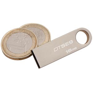64 GB - USB 2.0 - DataTraveler SE9 KINGSTON DTSE9H/64GB
